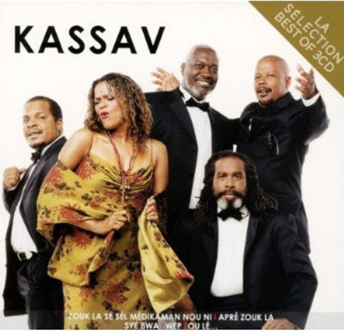 Kassav' Kassav'. La Selection Best Of (3 CD) михаил плетнев филип лейджер роджер норрингтон джон нельсон сабин мейер best adagios 50 3 cd