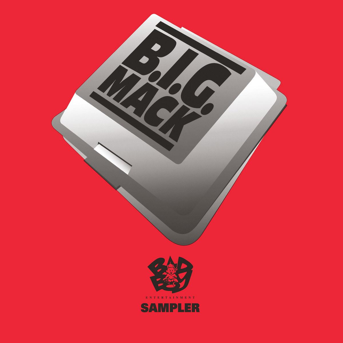 Грег Мак,The Notorious B.I.G. Craig Mack, Notorious B.I.G. The B.I.G. Mack (LP + Audio MC) цена
