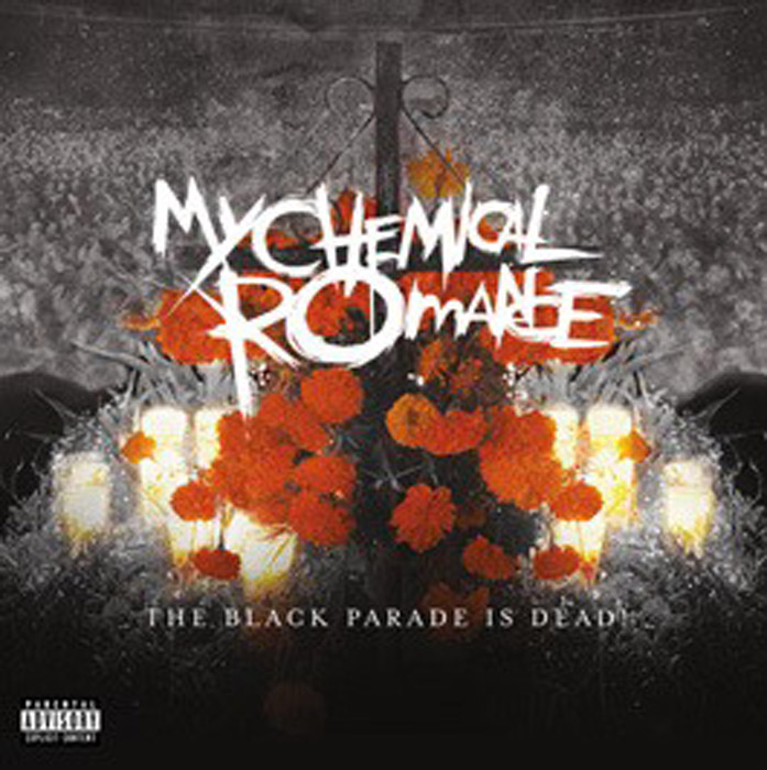 """""""My Chemical Romance"""" My Chemical Romance. The Black Parade Is Dead! (2 LP)"""