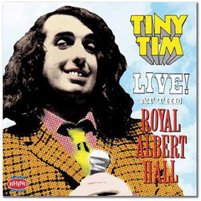 Tiny Tim Tiny Tim. Live! At The Royal Albert Hall (2 LP) an evening with andy williams live from the royal albert hall 1978