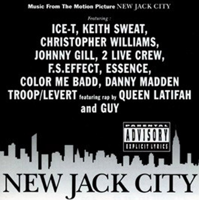 Various Artists Various Artists. New Jack City: Music From The Motion Picture (LP) various artists various artists new wave hits colour