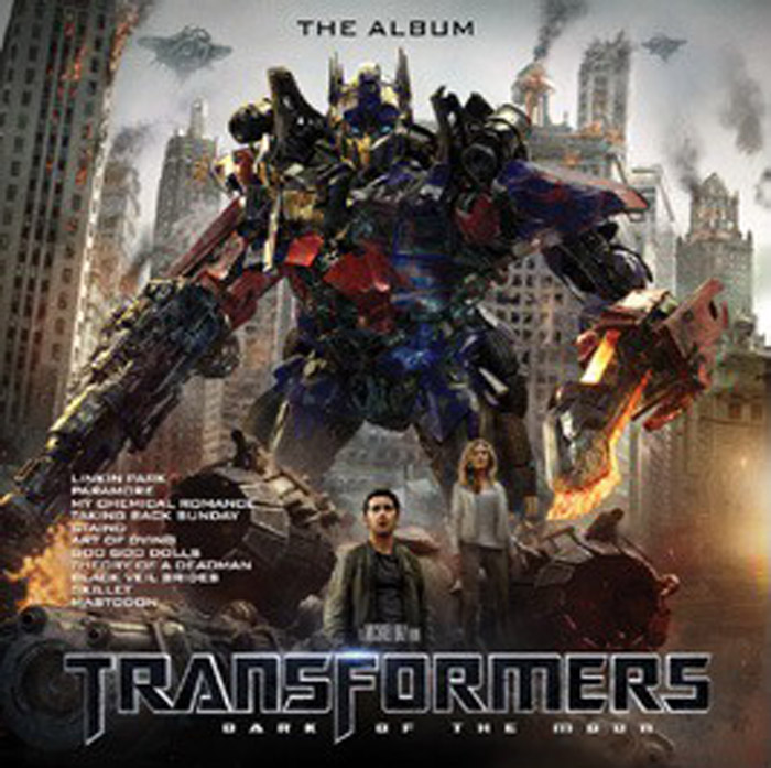 Various Artists Various Artists. Transformers: Dark Of The Moon - The Album (LP) various artists various artists horn ok please the road to bollywood