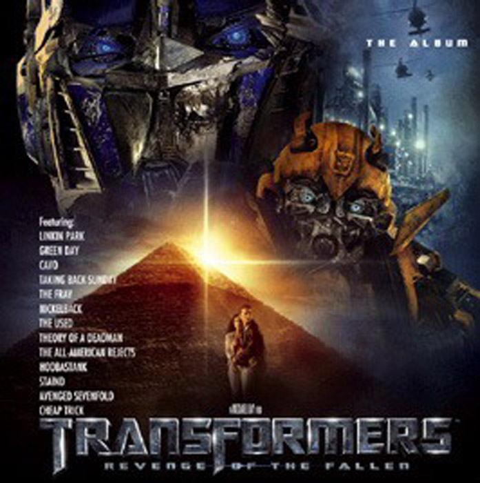 Various Artists Various Artists. Transformers: Revenge Of The Fallen - The Album (2 LP) various artists various artists horn ok please the road to bollywood