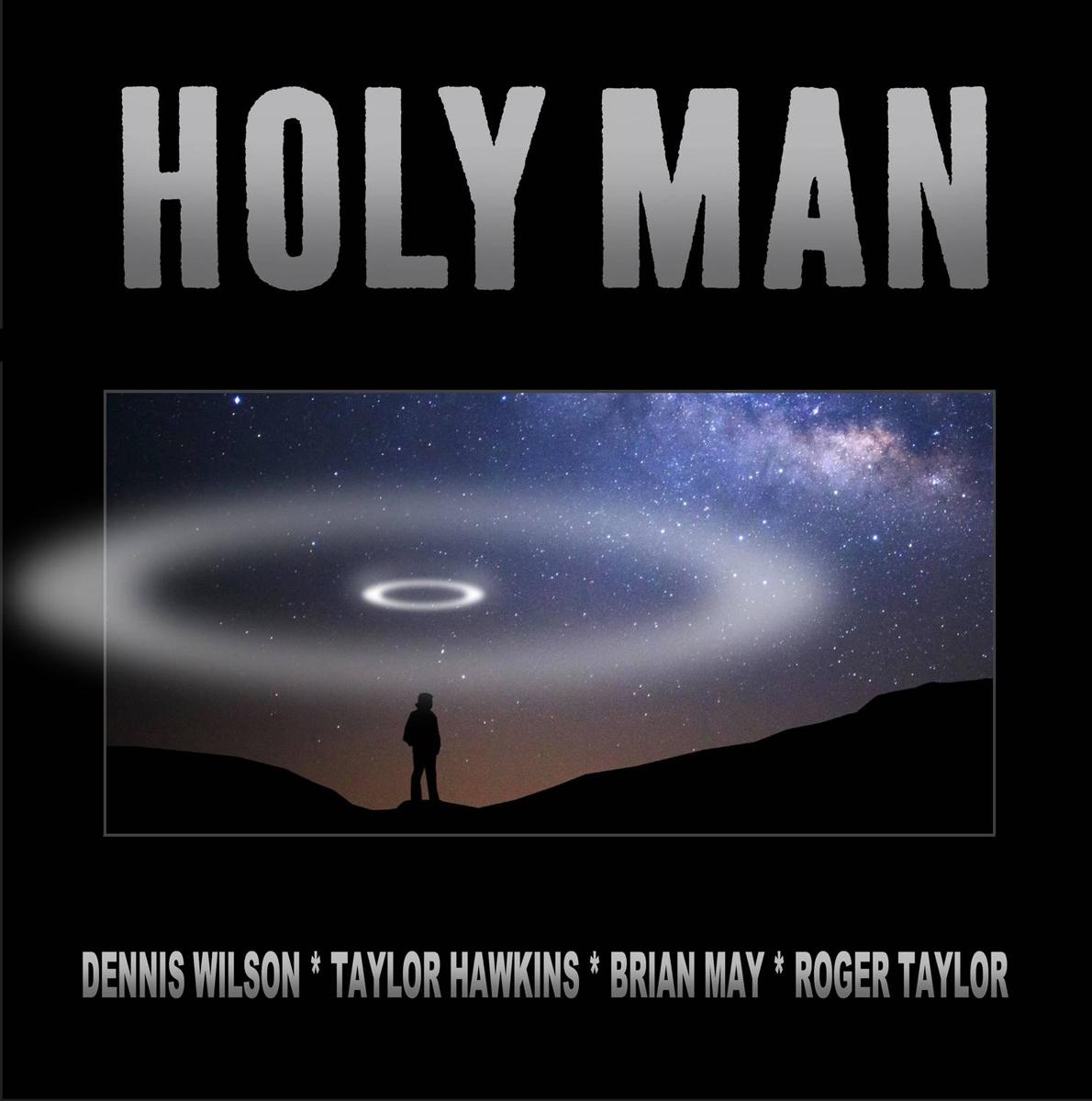 Дэнис Уилсон,Тэйлор Хоукинс,Брайан Мэй,Роджер Тейлор Dennis Wilson, Taylor Hawkins, Brian May, Roger Taylor. Holy Man (LP)
