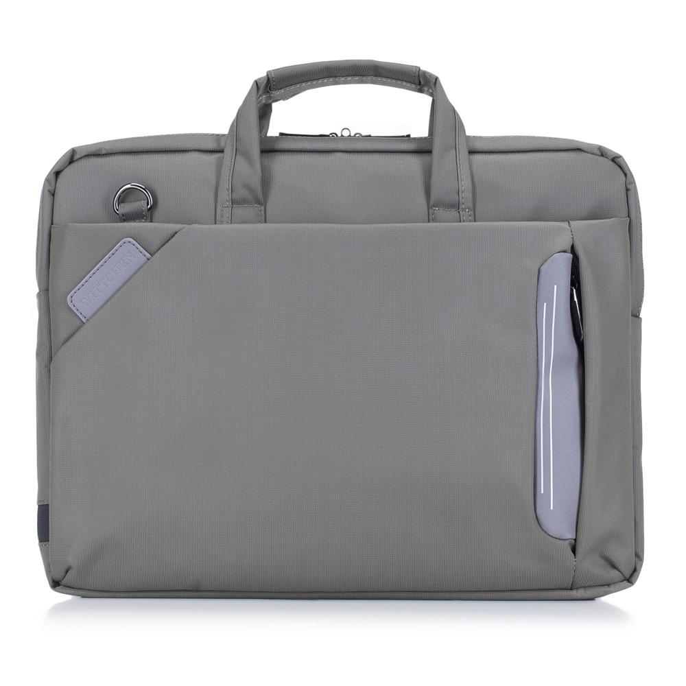 цена Сумка для ноутбука Wittchen 88-3P-101, серый онлайн в 2017 году