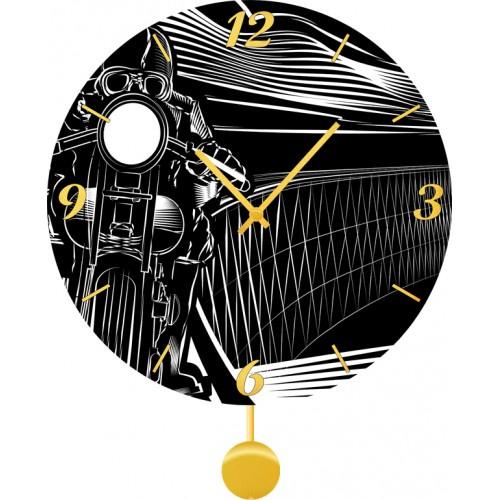Настенные часы Kitch Clock 4011774
