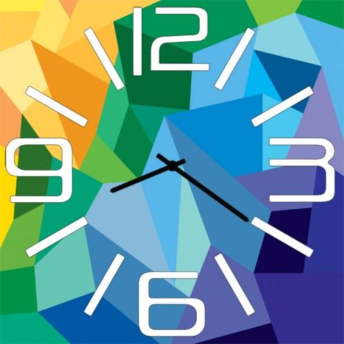 Настенные часы Kitch Art 4001785