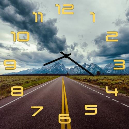 Настенные часы Kitch Clock 3501818
