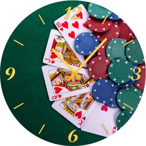 Настенные часы Kitch Clock 4001895