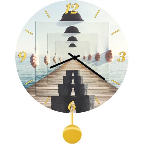 Настенные часы Kitch Art 4011899
