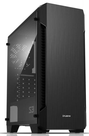 Системный блок Intel Core i5-7400/ 8Gb DDR4/ 256Gb SSD/ Intel H110/ ATX 450W/DVD-RW/ Без ОС ого pc office intel core i5 7400 3 00ghz 4gb 500gb dvd rw 450w win10 pro 64bit