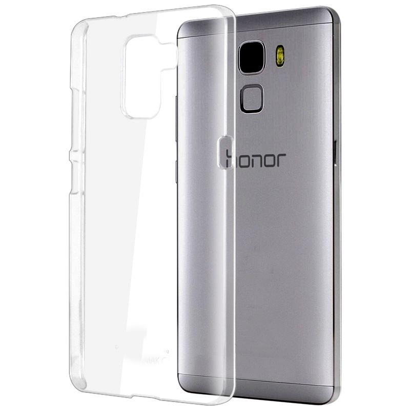 Чехол для сотового телефона Мобильная мода Honor 7 Накладка силиконовая прозрачная