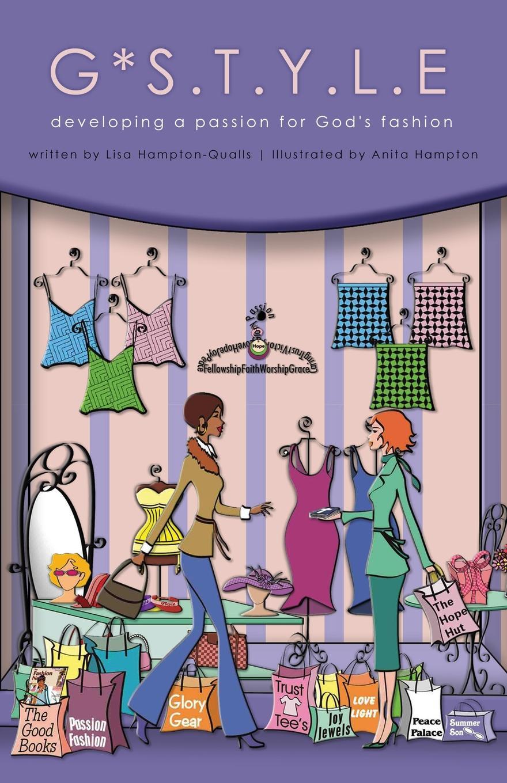Lisa Hampton-Qualls G.S... developing a passion for G fashion