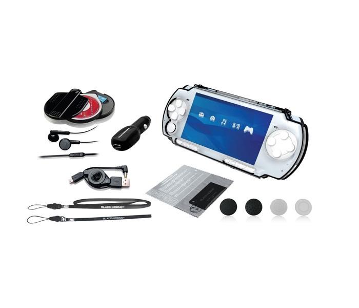 Комплект игровых аксессуаров Black Horns BH-PSP02612H(R) цена