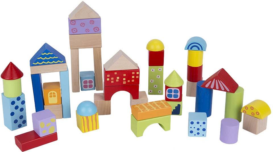 Развивающая игрушка Edufun Конструктор, EF2007