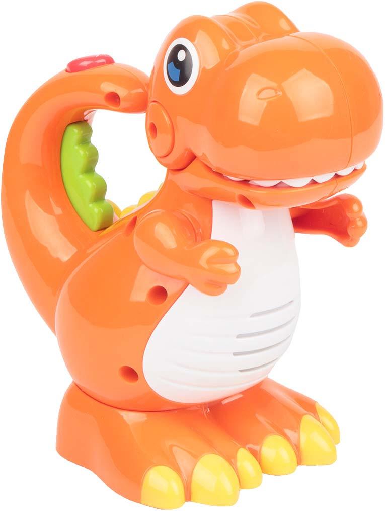 Интерактивная игрушка WinFun Динозавр, на батарейках, O2400 интерактивная игрушка play smart 3221 скорая от 3 лет бело красный 6721