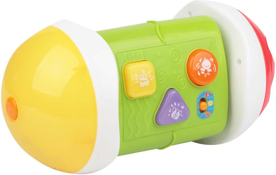 Развивающая игрушка WinFun 3 в 1, на батарейках, O745 развивающие игрушки winfun руль с 3 мес
