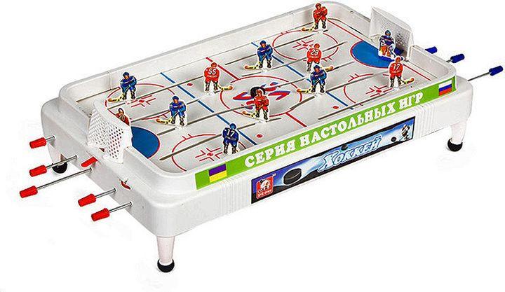 Настольная игра S+S Toys Хоккей, ER3235R цена
