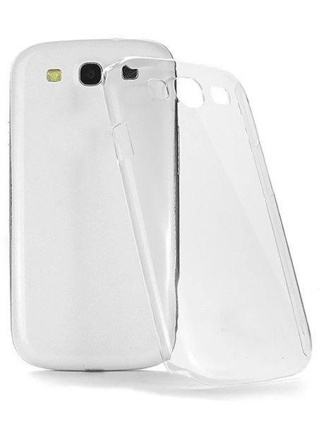"""Чехол для сотового телефона UVOO """"Mono"""" для Samsung Galaxy S3, прозрачный"""