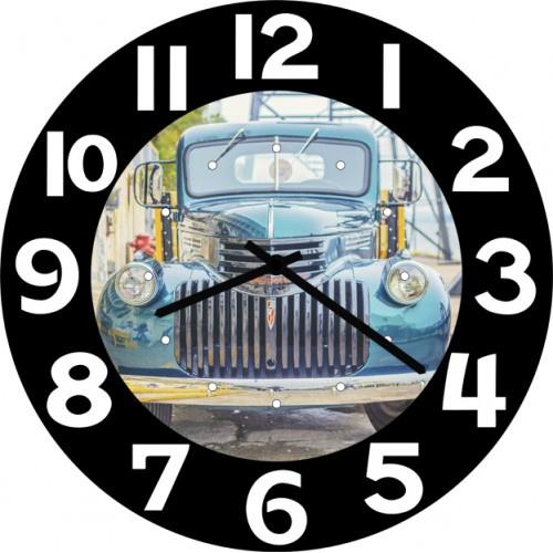 Настенные часы Kitch Clock 30019923001992Механизм: Кварцевый. Корпус: Дерево. Размер: Диаметр 30 см