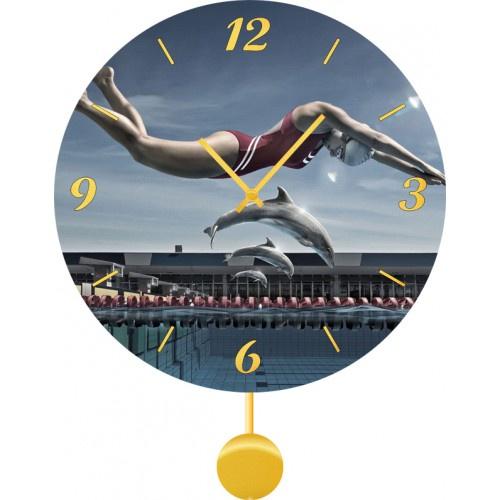 Настенные часы Kitch Clock 4012068