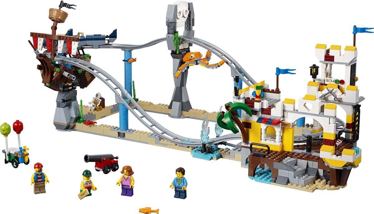 Пластиковый конструктор LEGO 31084