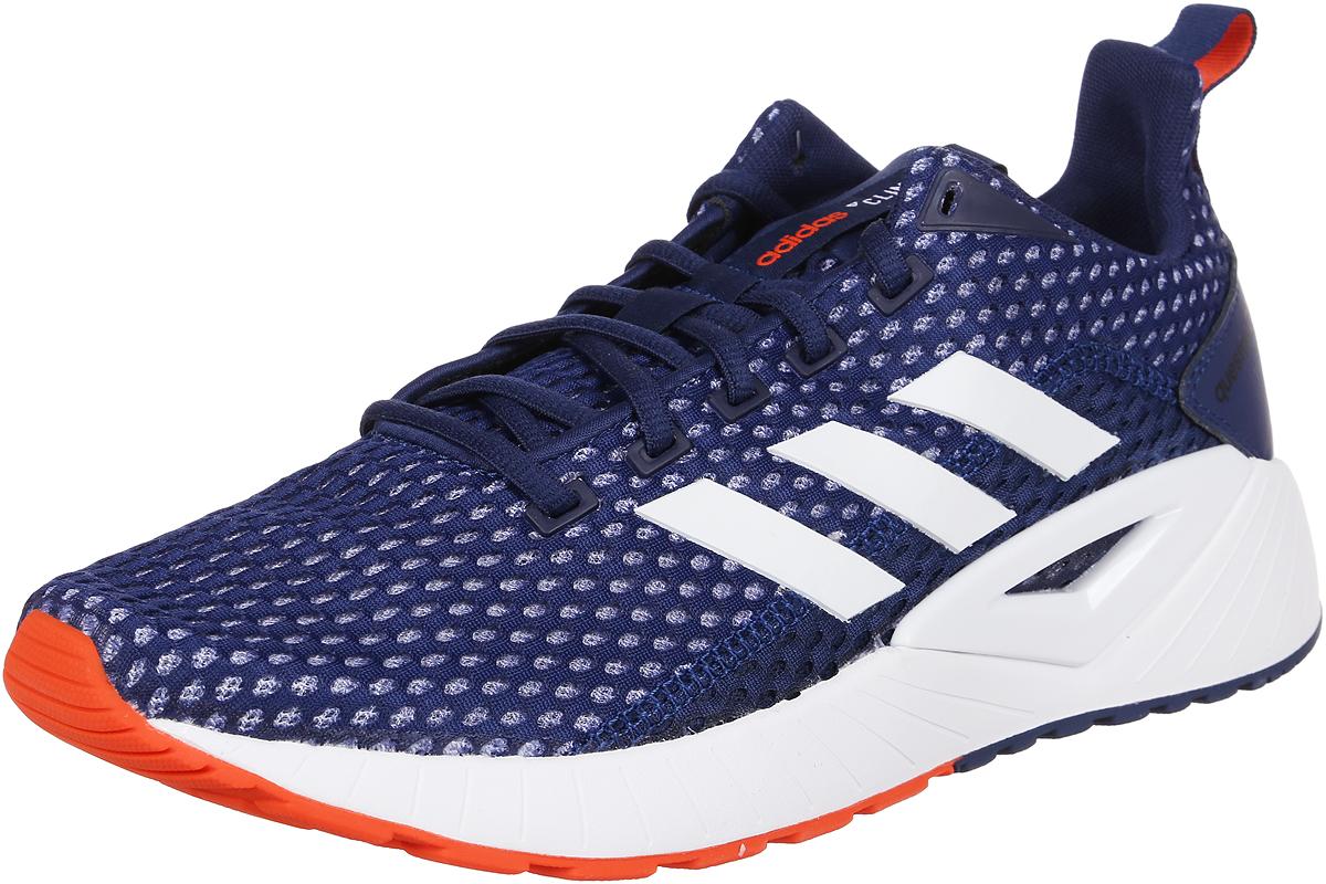 Кроссовки мужские Adidas Questar Climacool, цвет: синий. F36266. Размер 8 (40,5)F36266