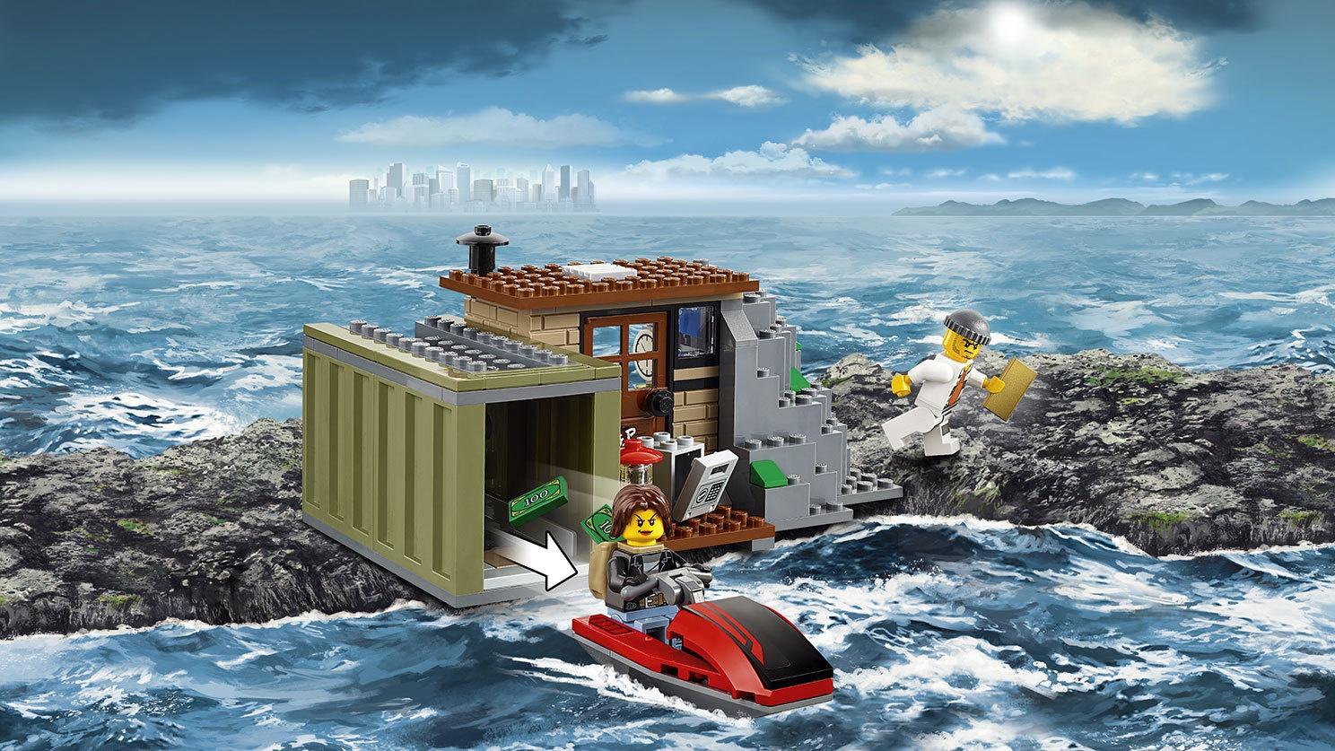 Пластиковый конструктор LEGO 60131