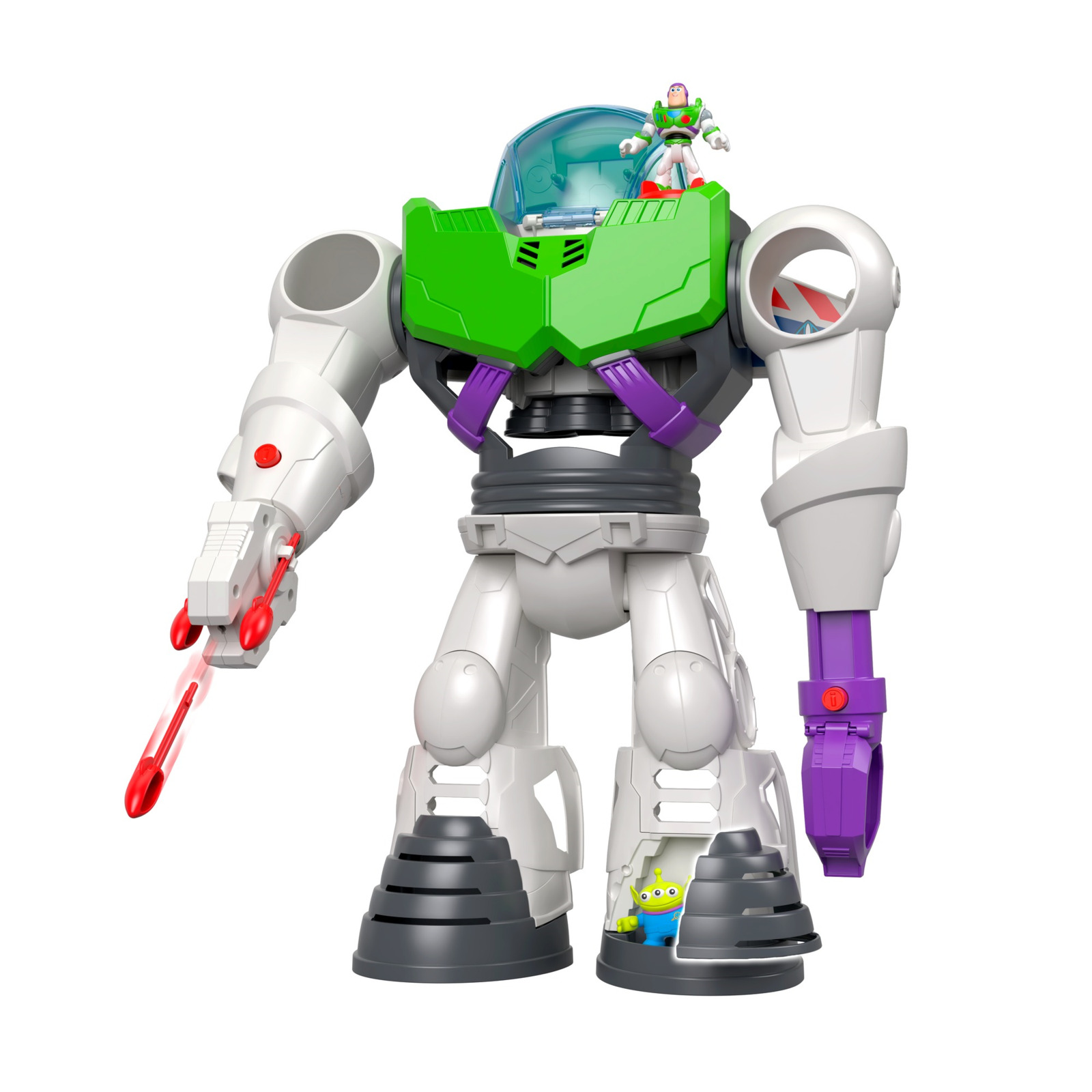 Фигурка Imaginext История игрушек-4 Базз Лайтер, GBG65 imaginext фигурка dc super friends