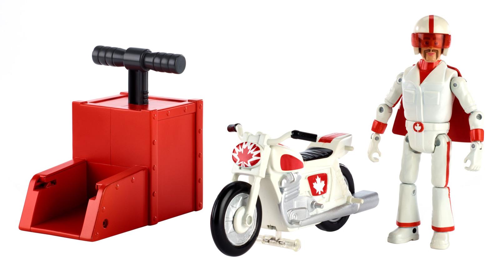Игровой набор Toy Story Canuck and Boom Bike, GFB55