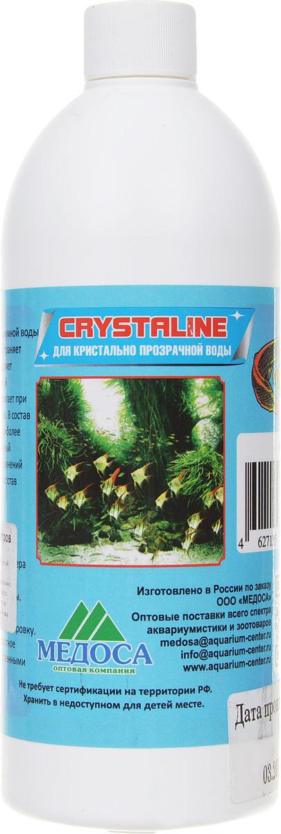 Кондиционер для аквариумной воды VladOx Crystaline, 500 мл81163Кондиционер VladOx Crystaline - для аквариумной воды в течение суток удаляет любые виды помутнения аквариумной воды. Делает воду кристально чистой. Безопасен для рыб, креветок и растений.Уважаемые клиенты!Обращаем ваше внимание на то, что упаковка может иметь несколько видов дизайна. Поставка осуществляется в зависимости от наличия на складе.