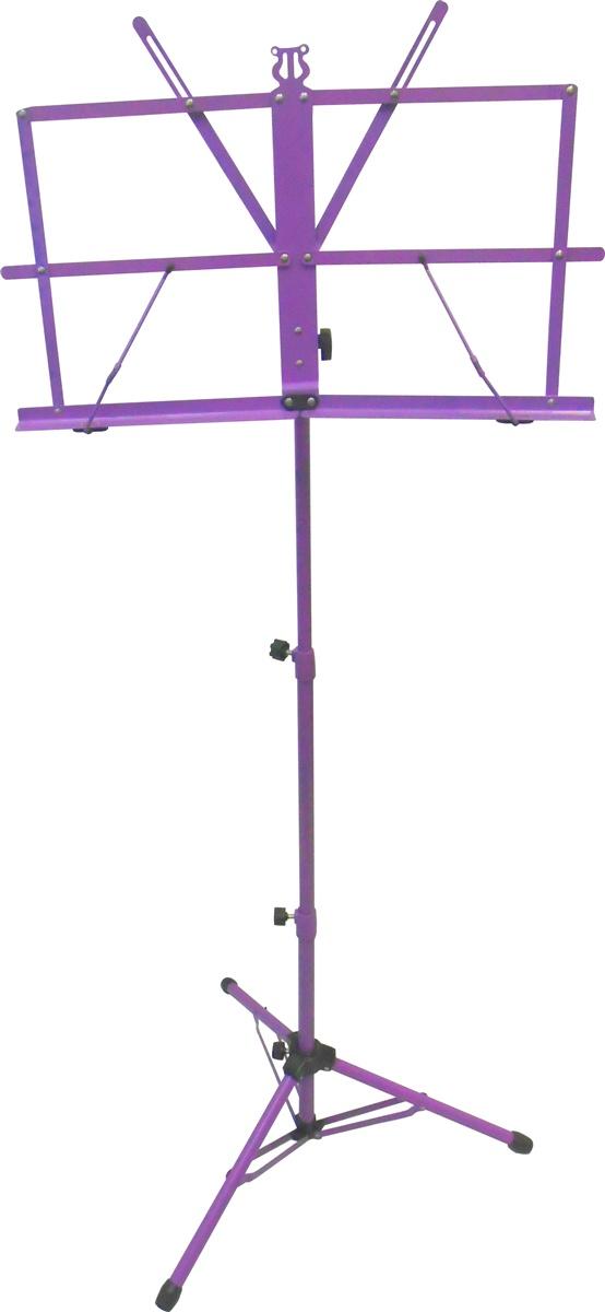 Пюпитр DEKKO JR-201 PL, фиолетовый пюпитр