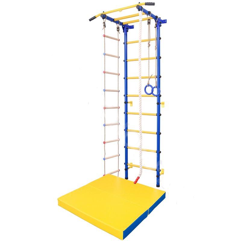 Спортивный комплекс AstaSport 4121 лестница для тренировок torres 4 м перекладины 9 шт из пластика регулируемое расстояние между перекладинами