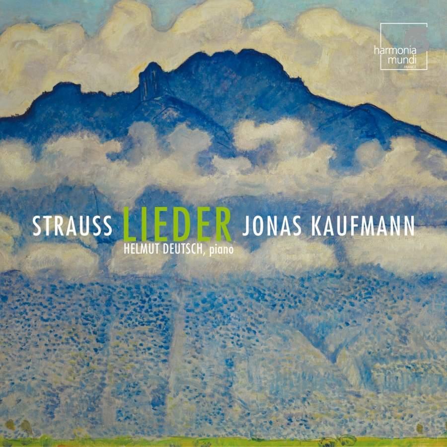 лучшая цена Jonas Kaufmann, Helmut Deutsch. R. Strauss. Lieder