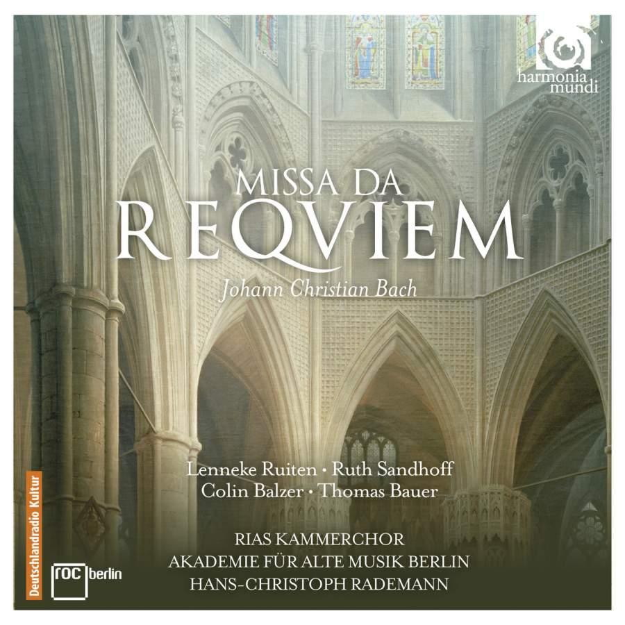 Akademie Fur Alte Musik Berlin, Rademann. Bach Johann Christian. Missa Da Requiem. Miserere akademie fur alte musik berlin telemann concerti per molti stromenti