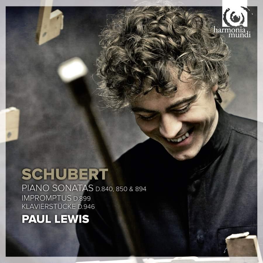Paul Lewis. Schubert. Piano Sonatas D.840, 850 & 894. Impromptus D.899 (2 CD) wilhelm kempff schubert impromptus d 899