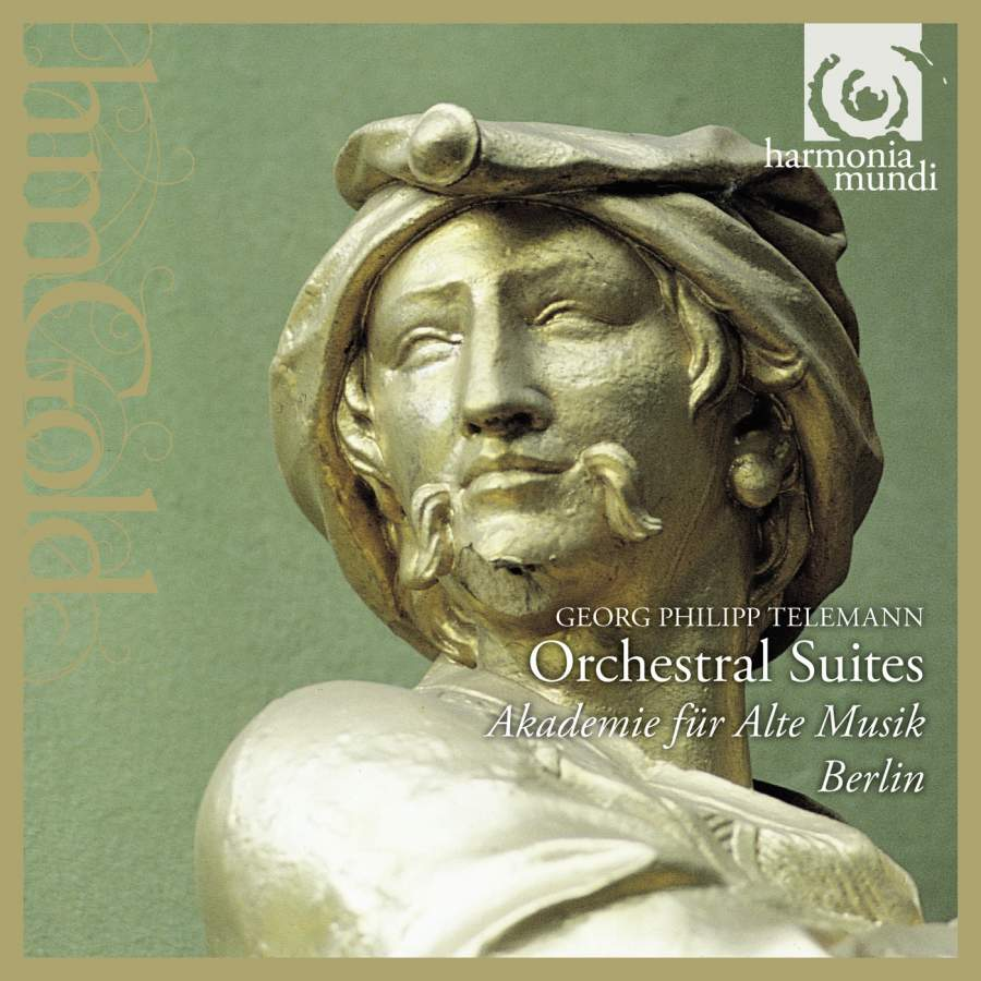 Akademie Fur Alte Musik Berlin. Telemann . Orchestral Suites (2 CD) akademie fur alte musik berlin telemann concerti per molti stromenti