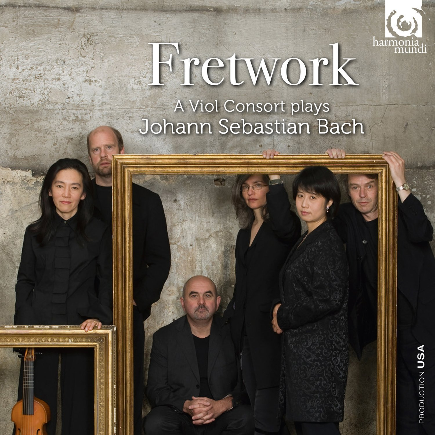 Fretwork. Fretwork Plays Bach. Alio Modo / The Art Of Fugue / The Goldberg Variations (3 CD) цена и фото
