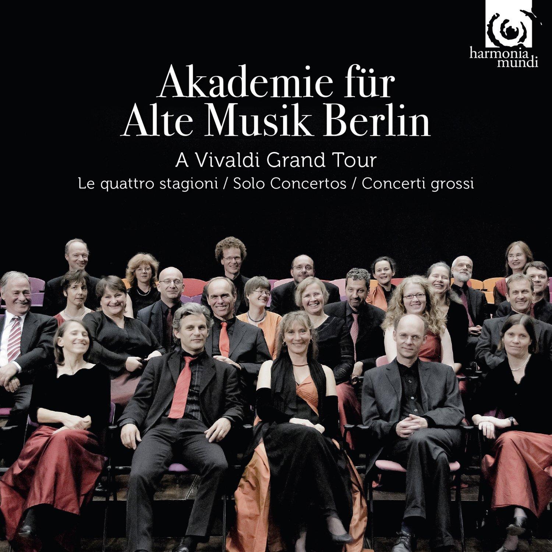 Akademie Fur Alte Musik Berlin. Vivaldi. Le Quattro Stagioni / Cello Concertos / Venice. The Golden Age (3 CD) akademie fur alte musik berlin telemann concerti per molti stromenti