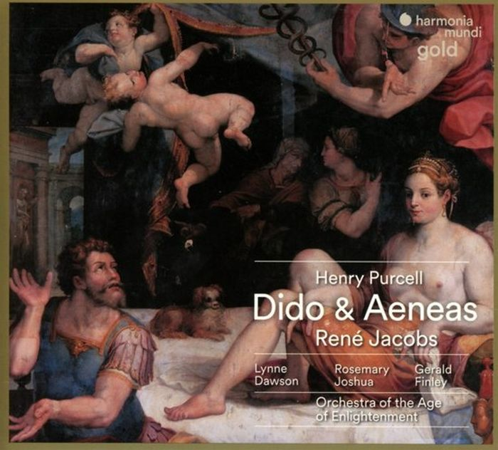 Rene Jacobs & Orchestra Of The Age Of Enlightenment. Purcell Dido & Aenas henry purcell dido and aeneas