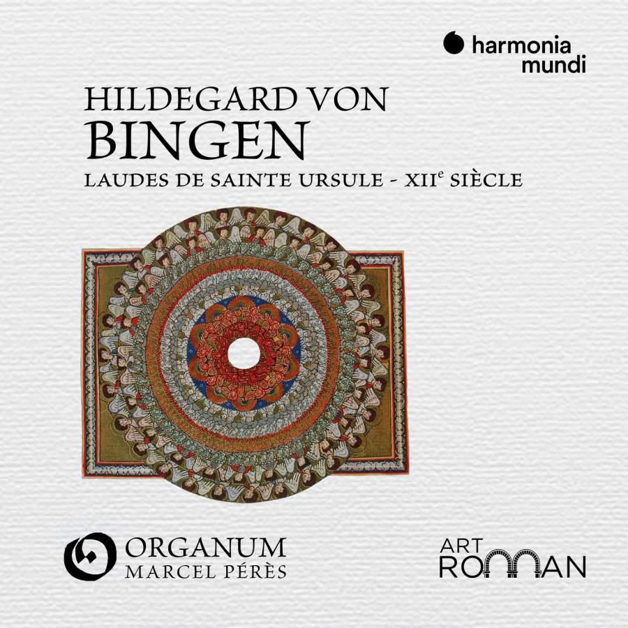 Hildegard Von Bingen. Laudes De Sainte Ursule hermann fischer die heilige hildegard von bingen