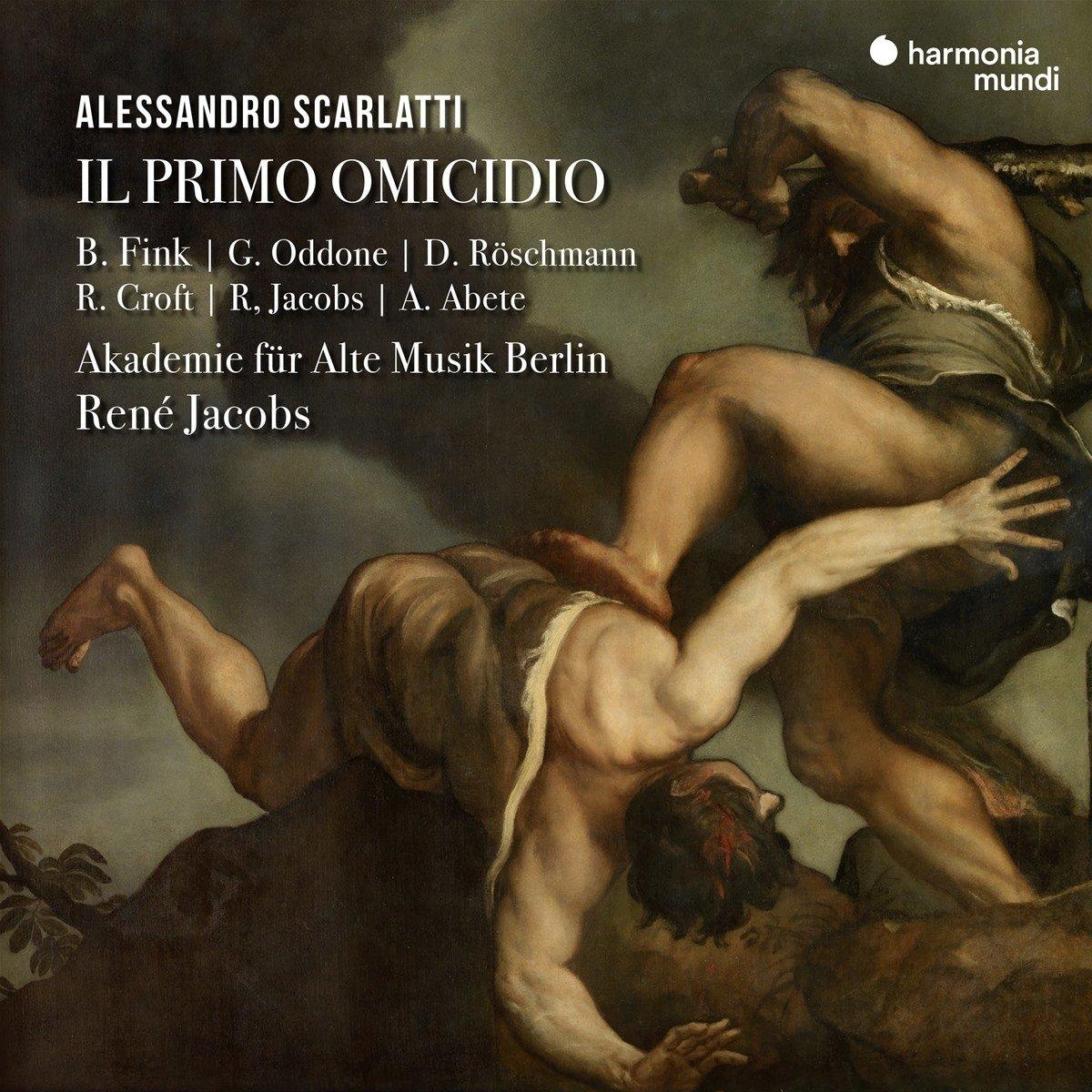 Akademie Fur Alte Musik Berlin, Rene Jacobs. Il Primo Omicidio (2 CD) akademie fur alte musik berlin telemann concerti per molti stromenti
