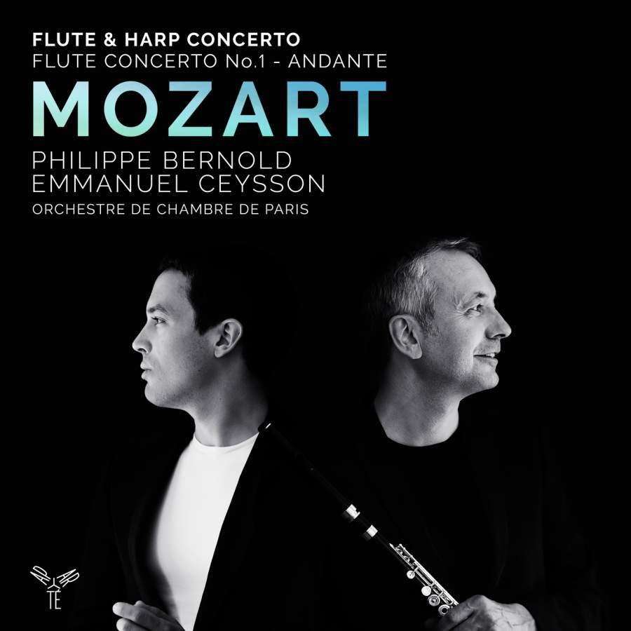 Philippe Bernold, Emmanuel Ceysson, Paris Chamber Orchestra. Mozart. Flute And Harp Concerto estonian national symphony orchestra лаури вайнма ostrobothnian chamber orchestra марика ярви tallinn chamber orchestra eduard tubin music for strings concertino concerto for flute
