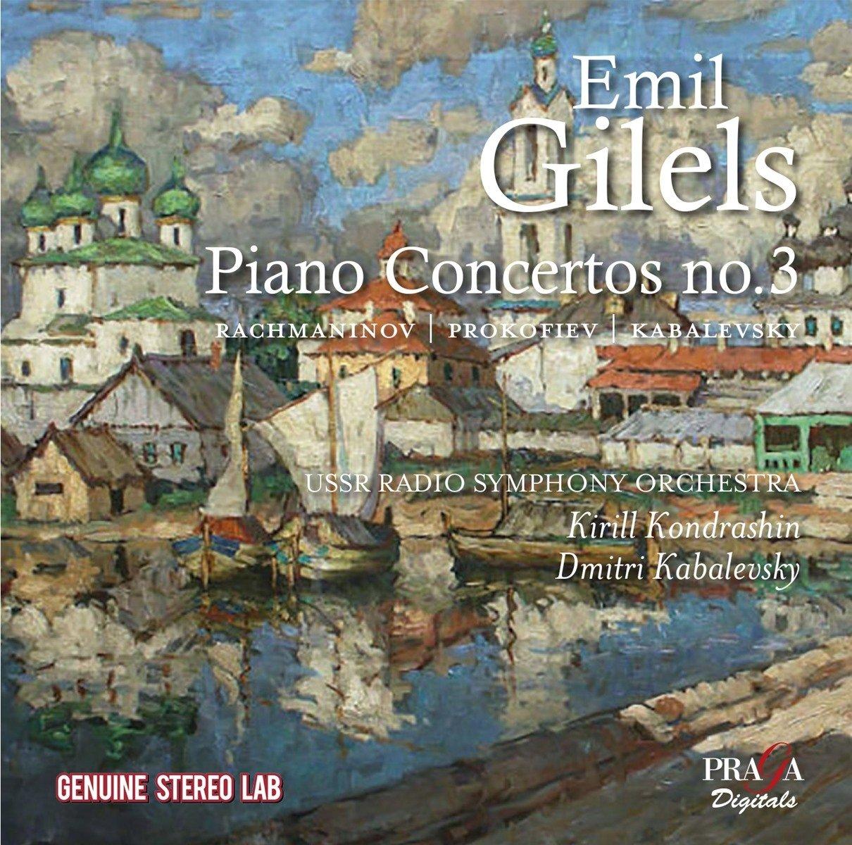 Emil Gilels, Ussr Radio Symphony Orchestra. Plays Russian Piano Concertos стоимость