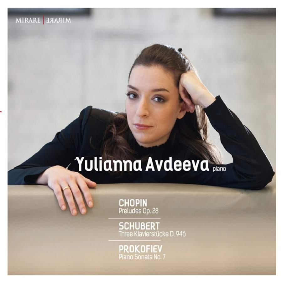Yulianna Avdeeva. Chopin, Schubert, Prokofiev (2 CD)