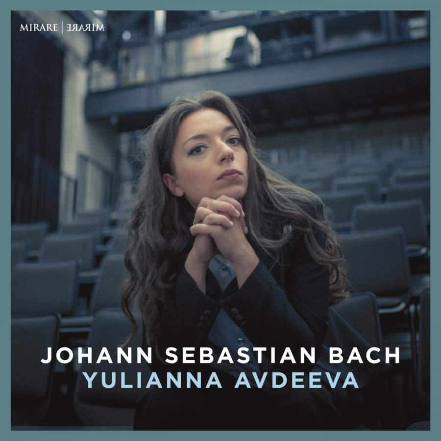 Yulianna Avdeeva. Bach. English Suite No. 2 BWV 807. Toccata yulianna avdeeva chopin schubert prokofiev 2 cd