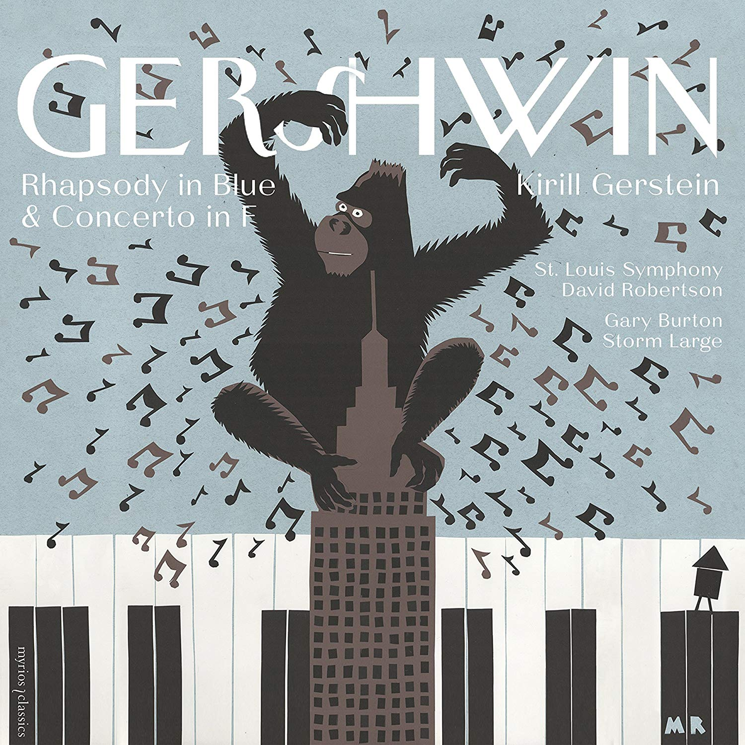 George Gershwin. The Gershwin Moment. Rhapsody In Blue george gershwin gershwin on air 2cd
