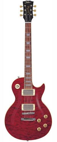 Электрогитара Tokai Guitars ALS50Q-SDR