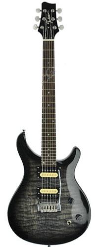 Электрогитара Tokai Guitars LG50Q-STB электрогитара ibanez s6570sk stb