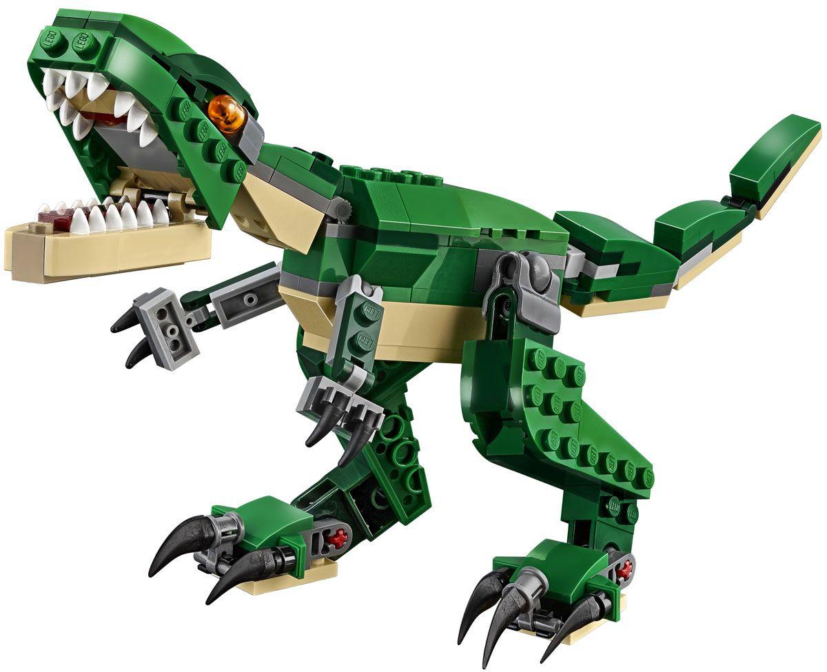 Пластиковый конструктор LEGO 31058